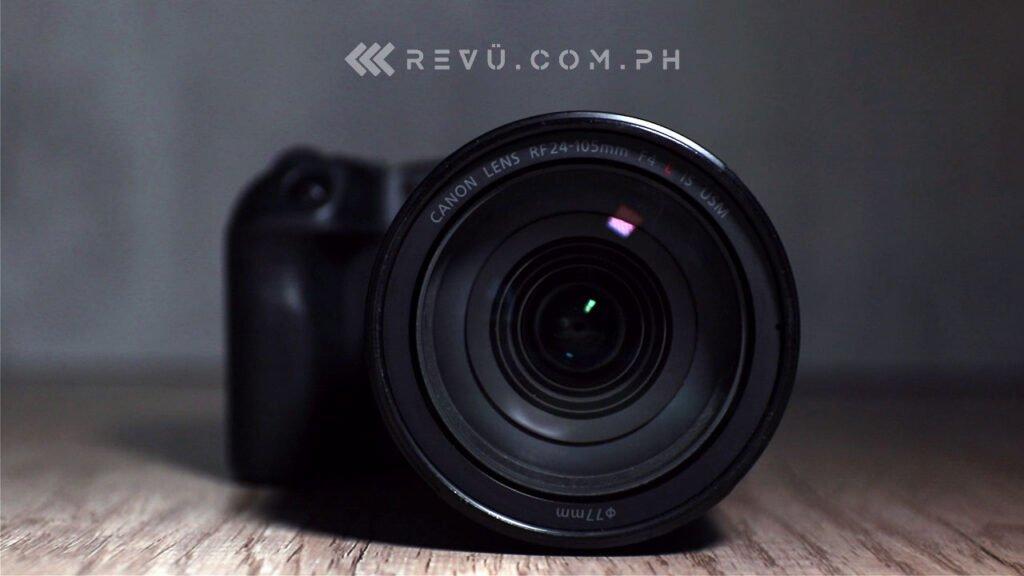Canon EOS RP review, price, and specs via Revu Philippines