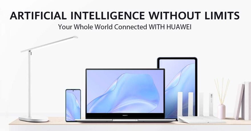 Huawei Smart Home Series for Feb 2021: Prices and features via Revu Philippines