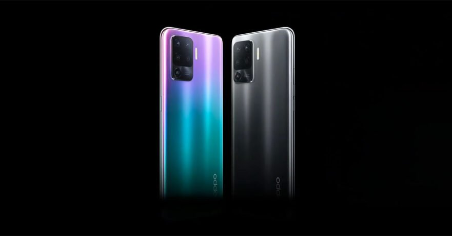 OPPO Reno5 F price and specs via Revu Philippines