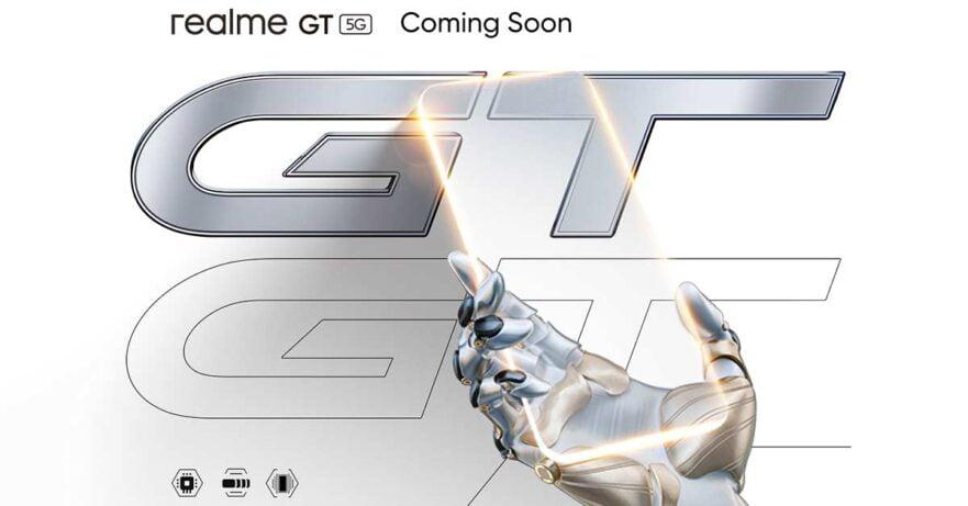 Realme GT launch confirmation via Revu Philippines