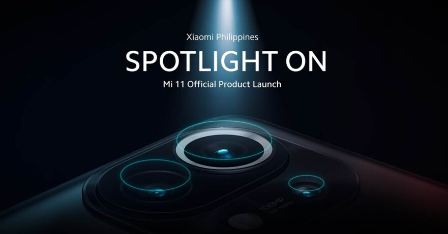 Xiaomi Mi 11 Philippine launch date teaser via Revu Philippines