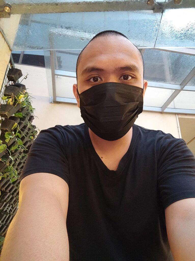 Xiaomi Mi 11 camera sample selfie picture by Revu Philippines