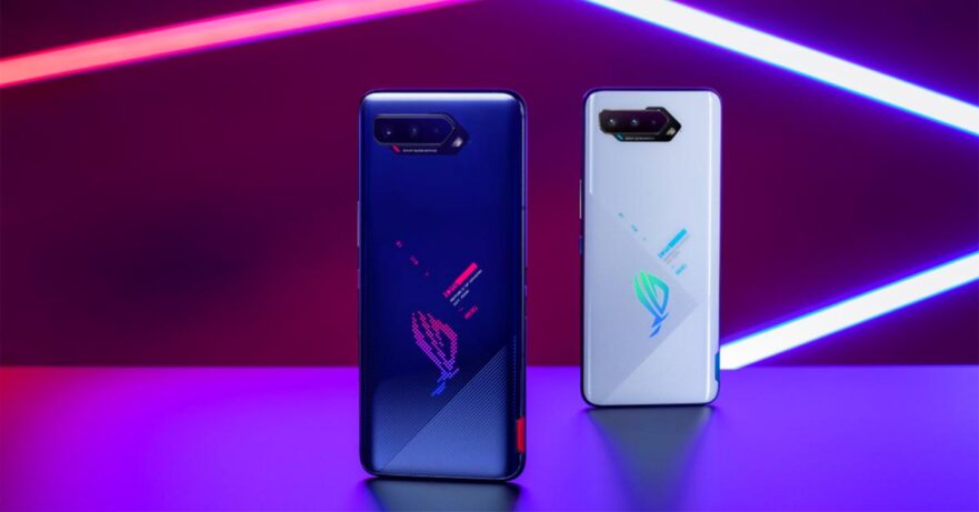 ASUS ROG Phone 5 Pro and ASUS ROG Phone 5 Ultimate prices and specs via Revu Philippines