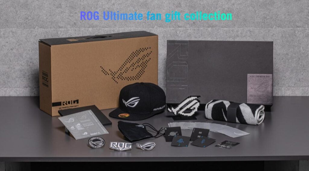 ASUS ROG Phone 5 Ultimate fan gift collection via Revu Philippines