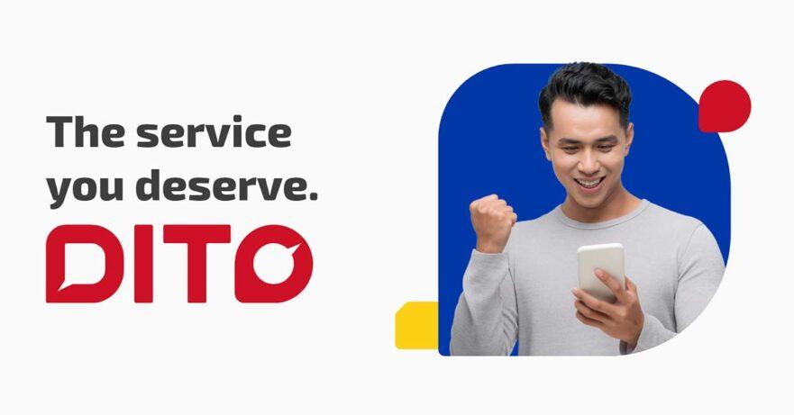 DITO Telecommunity telco via Revu Philippines