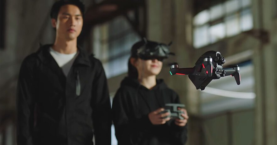 DJI FPV drone price, specs, and features via Revu Philippines