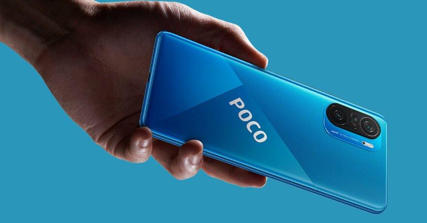 POCO F3 5G blue color variant price and specs via Revu Philippines