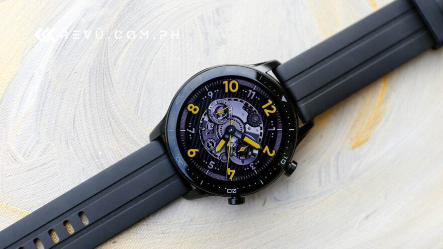 Realme Watch S Pro review, price, and specs via Revu Philippines