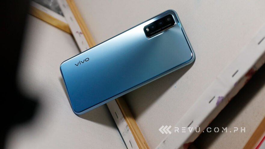 Vivo Y20s G review, price, and specs via Revu Philippines