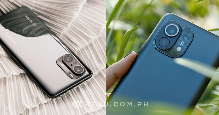 Xiaomi Mi 11i vs Xiaomi Mi 11 specs and price comparison by Revu Philippines