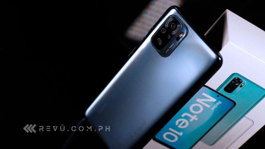 Xiaomi Redmi Note 10 review, price, and specs via Revu Philippines
