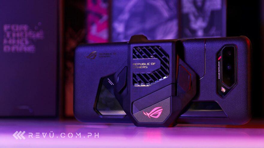 ASUS ROG Phone 5 Classic price and specs via Revu Philippines