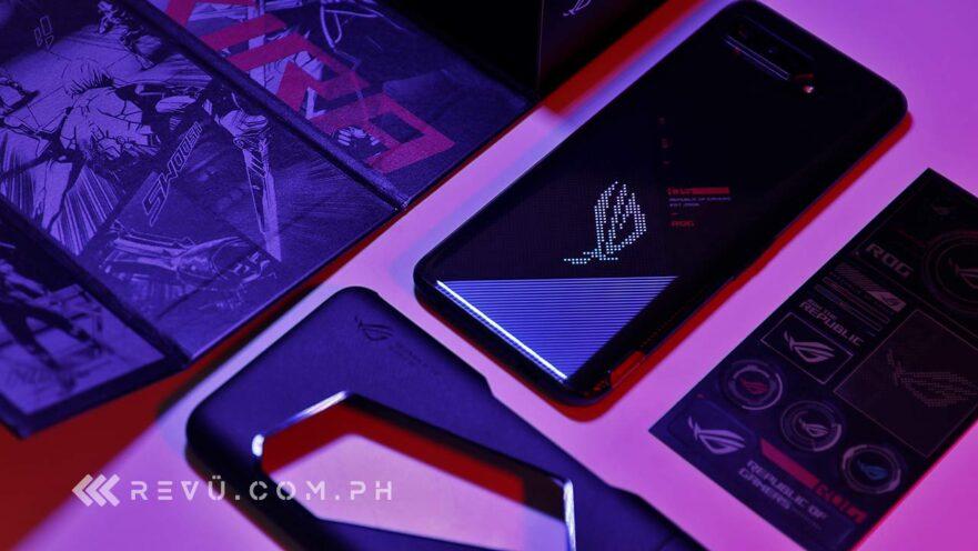 ASUS ROG Phone 5 Classic review, price, and specs via Revu Philippines