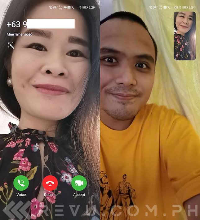 Huawei MeeTime via Revu Philippines