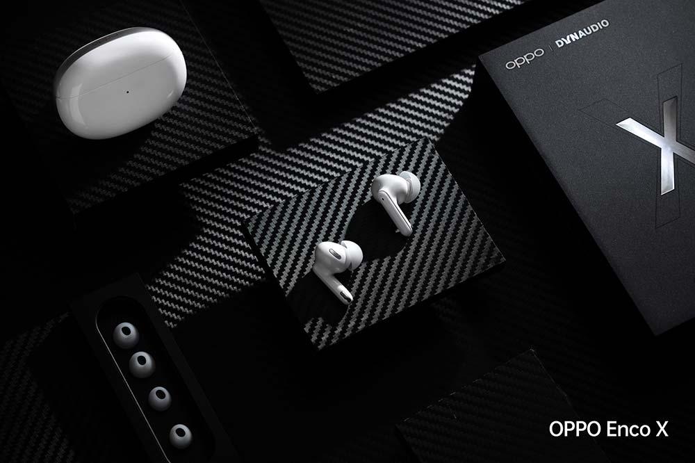 OPPO Enco X price and specs via Revu Philippines