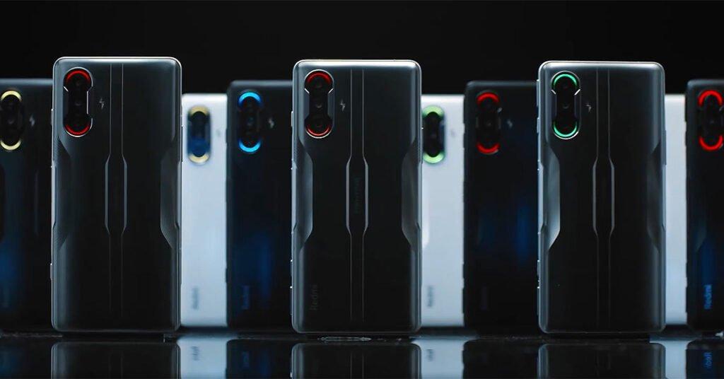Redmi K40 Game Enhanced Edition gaming phone price and specs via Revu Philippines