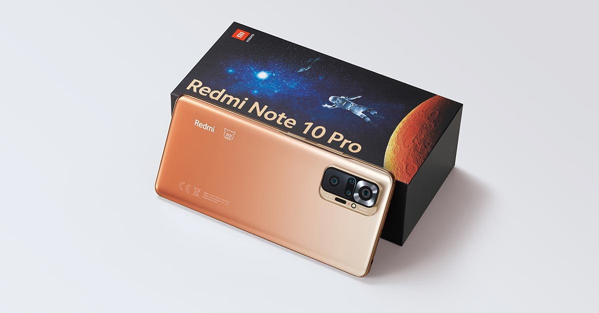 Redmi Note 10 Pro MFF Edition