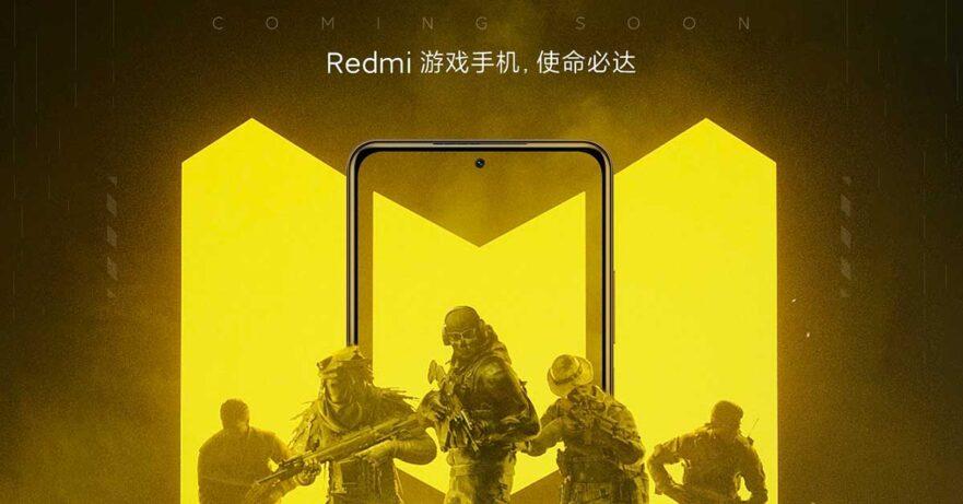 Redmi gaming phone ARES launch teaser via Revu Philippines