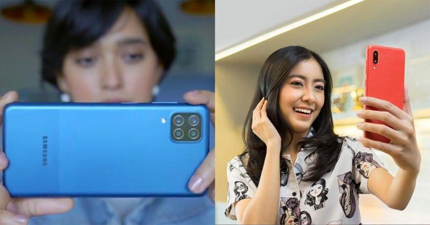 Samsung Galaxy M12 and Galaxy M02 price and specs via Revu Philippines