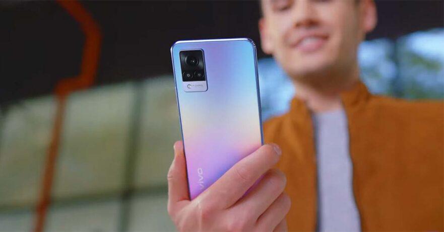 Vivo V21 5G price and specs via Revu Philippines