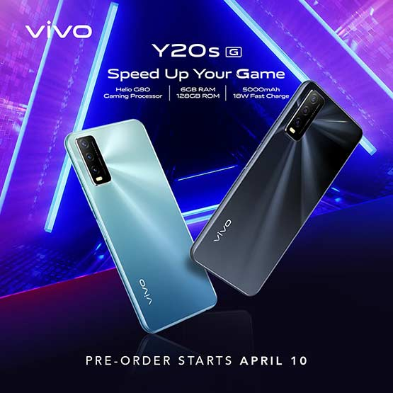 Vivo Y20s G preorder-sale-date announcement via Revu Philippines