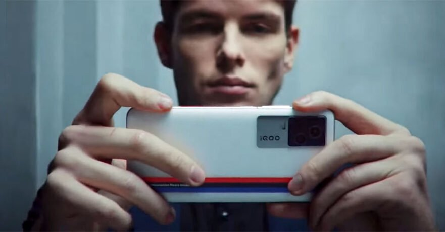 Vivo iQOO 7 Legend 5G price and specs via Revu Philippines