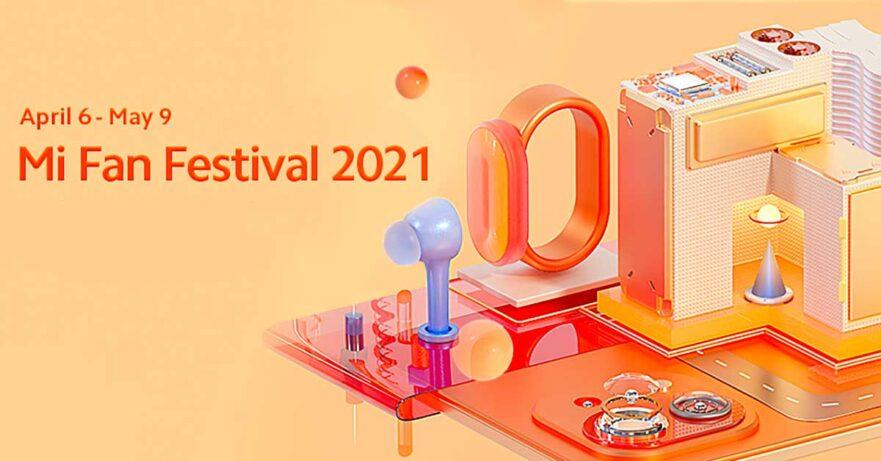 Xiaomi Mi Fan Festival 2021 MFF sale discounted phones via Revu Philippines