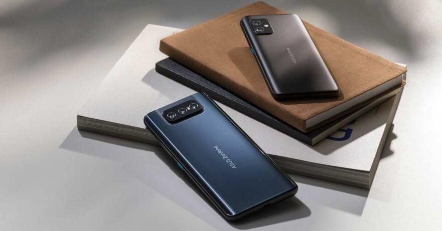 ASUS ZenFone 8 and ASUS ZenFone 8 Flip price and specs via Revu Philippines