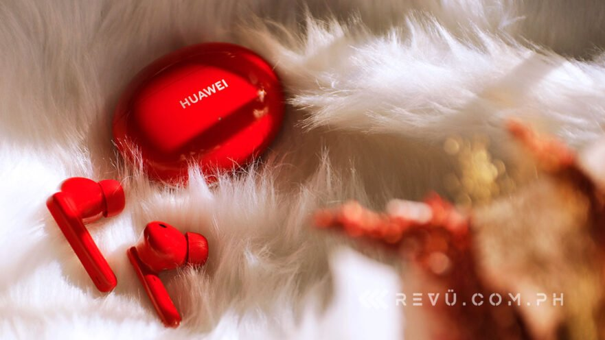 Huawei FreeBuds 4i top features price and specs via Revu Philippines