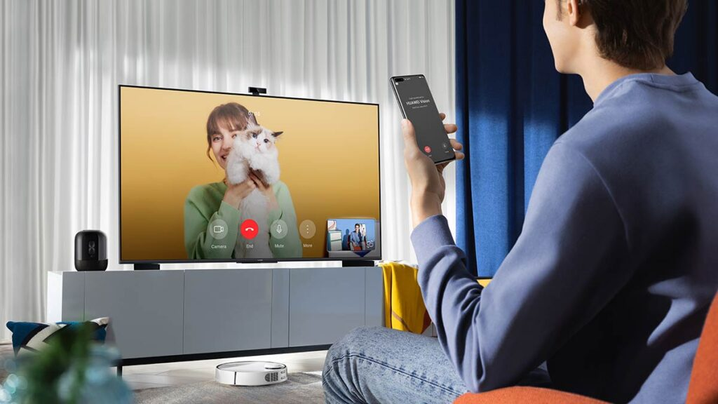 Huawei Vision S Series smart TV price and specs via Revu Philippines