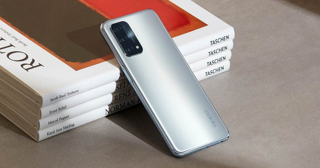 OPPO A74 5G price and specs via Revu Philippines