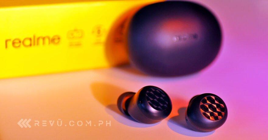 Realme Buds Q2 price and specs via Revu Philippines
