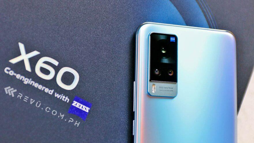 Vivo X60 5G price and specs via Revu Philippines