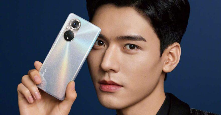 Honor 50 series launch teaser with brand ambassador Simon Gong via Revu Philippines