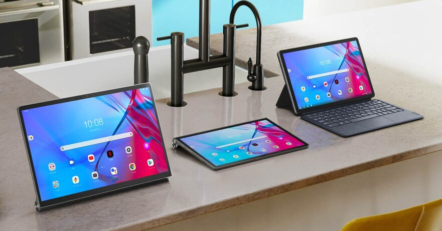Lenovo Tab tablets launched at MWC 2021 prices and specs via Revu Philippines