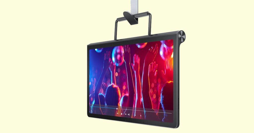 Lenovo Yoga Tab 11 in Hang mode price and specs via Revu Philippines