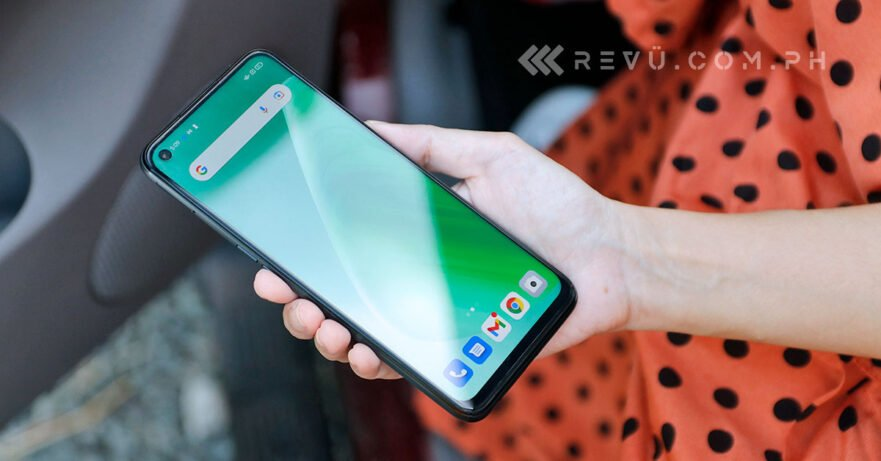 OPPO A74 5G review, price, and specs via Revu Philippines