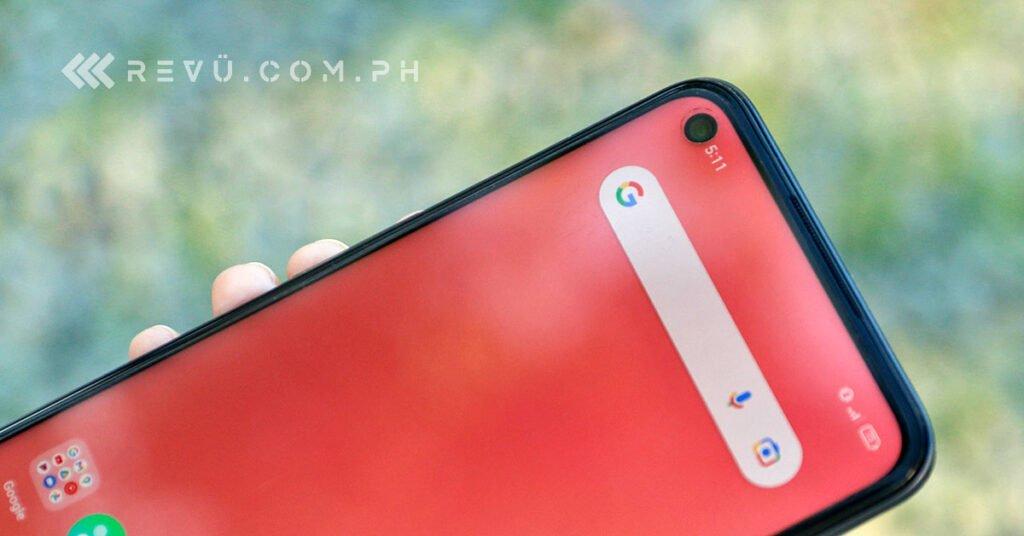 Realme 8 5G review, price, and specs via Revu Philippines