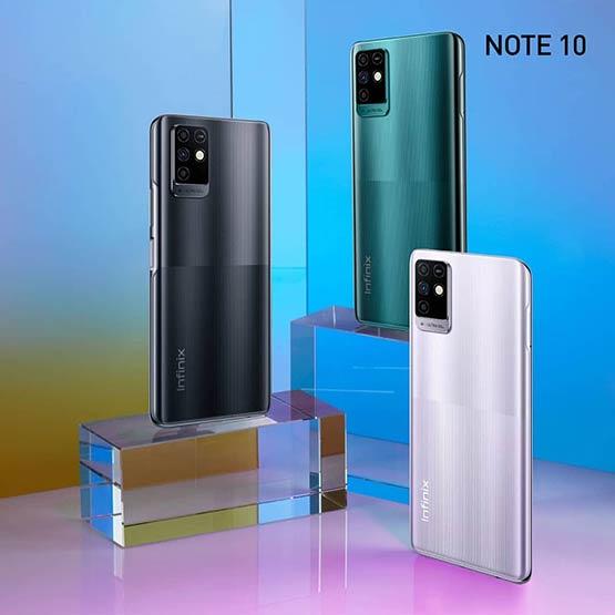 Infinix Note 10 price, specs, and colors via Revu Philippines