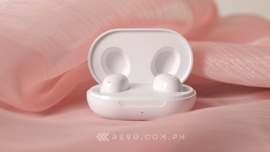 OPPO Enco Buds W12 review, price, and specs via Revu Philippines