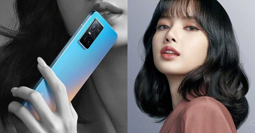 Vivo S10 Pro launch teaser with Blackpink Lisa Manoban via Revu Philippines