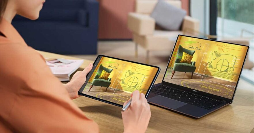 2021 Huawei MatePad Pro 10.8-inch price, specs, and availability via Revu Philippines
