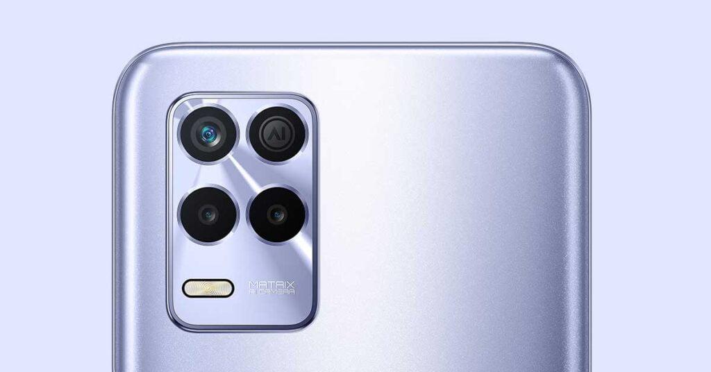 Realme 8s design and specs leak via Revu Philippines