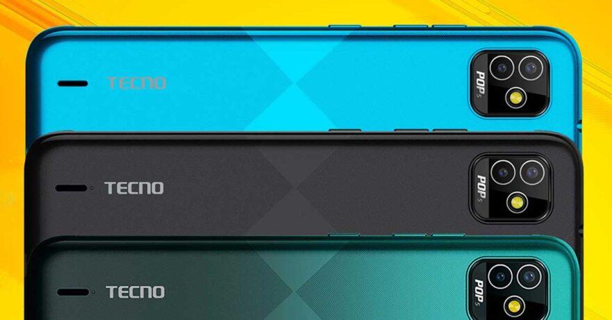 Tecno Pop 5 price and specs via Revu Philippines