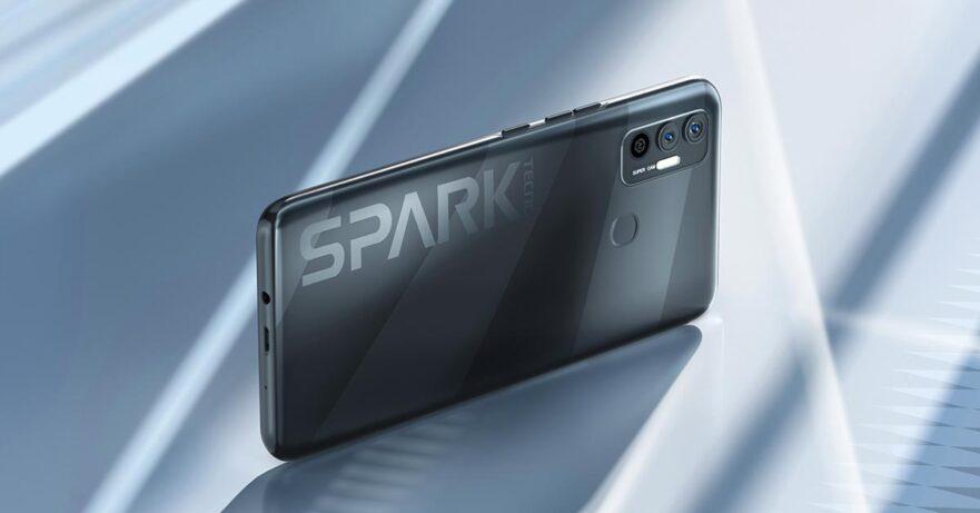 Tecno Spark 7 price and specs via Revu Philippines