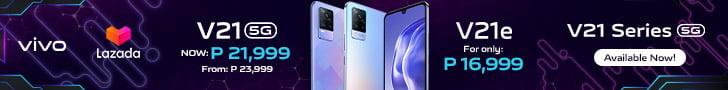 Vivo V21 series launched/changed to Vivo V21 8-21