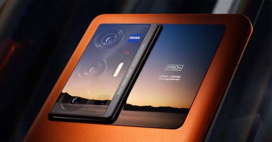 Vivo X70 Pro Plus design in official teaser via Revu Philippines