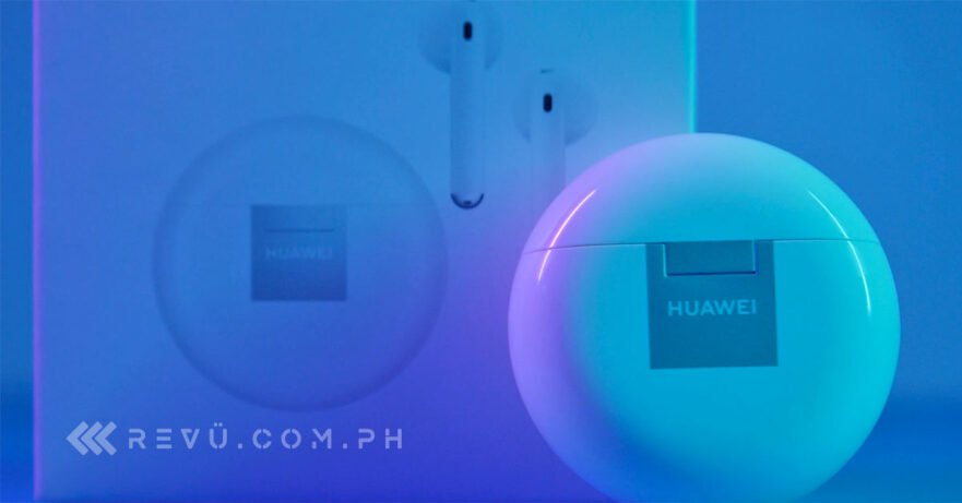 Huawei FreeBuds 4 top features, price, and specs via Revu Philippines