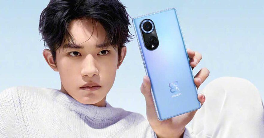Huawei Nova 9 series design confirmation in launch teaser via Revu Philippines