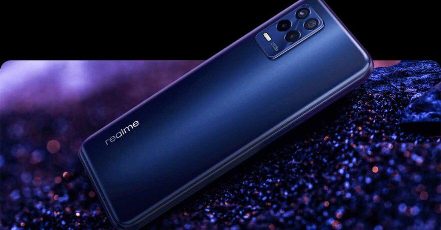 Realme 8s 5G price and specs via Revu Philippines